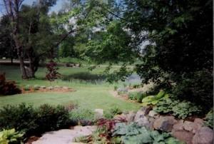 Garden design - Dashner Residence