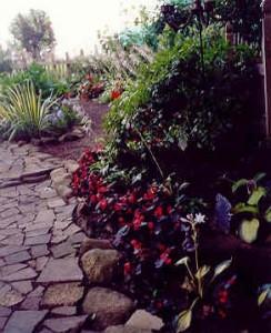 Garden Design - Paths
