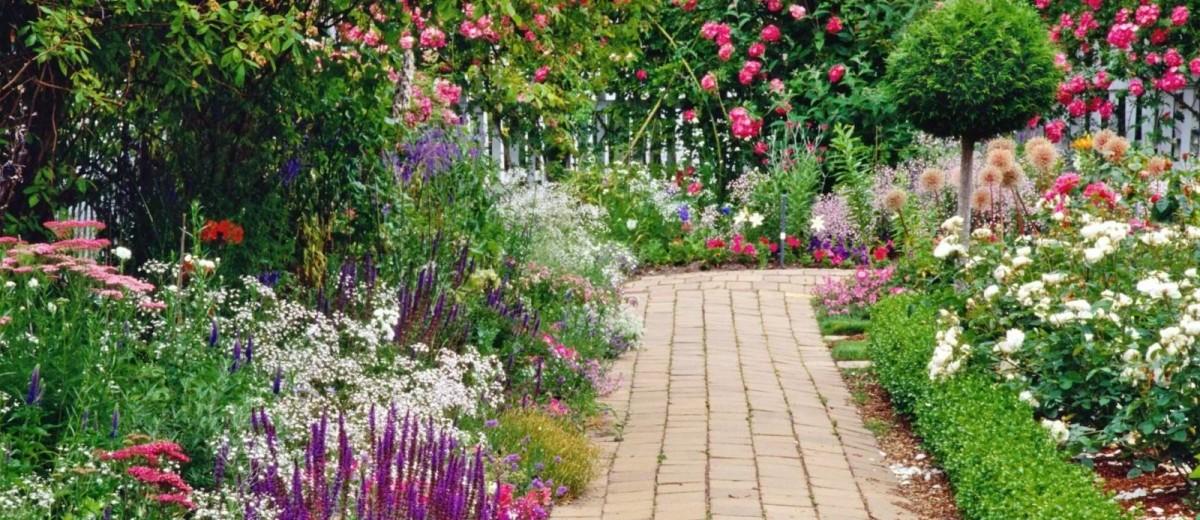 Garden Path Ideas Affect Garden Design